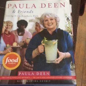Paula Dean cook book